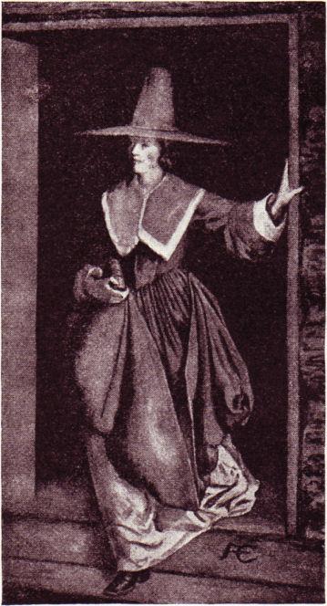 Puritan maiden