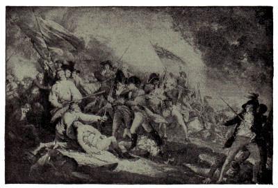 [Illustration] from American History Stories - II by Mara L. Pratt
